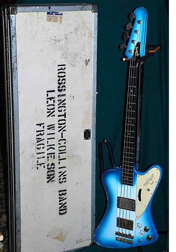 Gibson Leon Wilkeson 1963 Bass For Sale Rock Stars Guitars