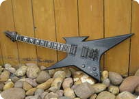 Bc Rich Tony Iommis Ironbird Custom 1980