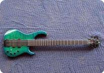 Modulus Stu Cooks Quantum 5 Bass 1990