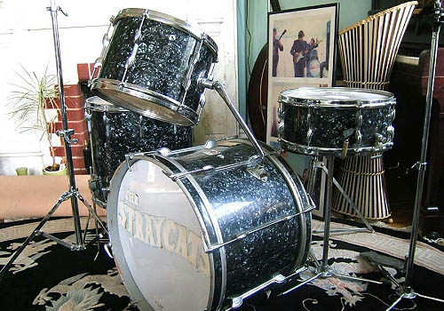 premier keith moon drum kit used in the film stardust 1974 drum percussion for sale rock stars. Black Bedroom Furniture Sets. Home Design Ideas