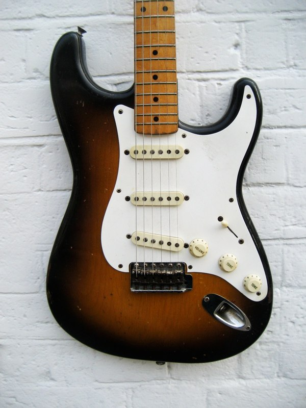 fender stratocaster 1957 guitar for sale new kings road guitars. Black Bedroom Furniture Sets. Home Design Ideas