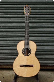 Prohaszka Guitars Classical