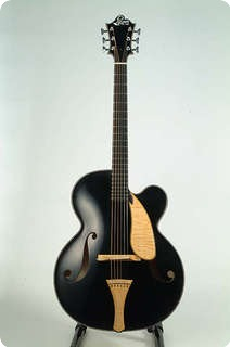 Prohaszka Guitars La Archtop