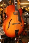 Daquisto Jazz Line DQ JZ 2007 Violin Burst VLB