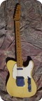 Fender Telecaster 1966 Blond