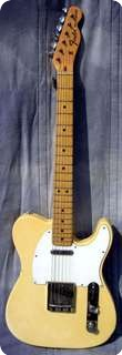 Fender Telecaster 1968 White Blond