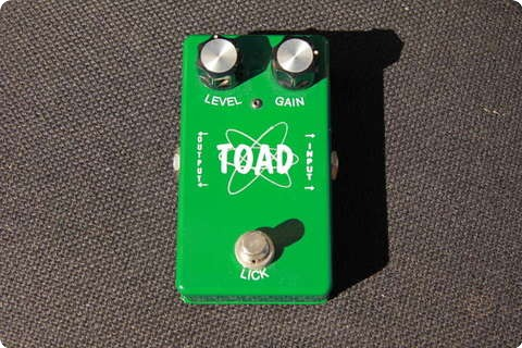Bad Cat Toad, Soy Bomb   Fuzz / Distortion