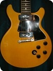Gibson TV Junior Special 1957 TV Yellow