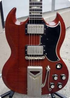 Gibson Les Paul Sg 1963