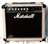Marshall Marshall 2550 Anniversary Jubilee Series 1987 Silver