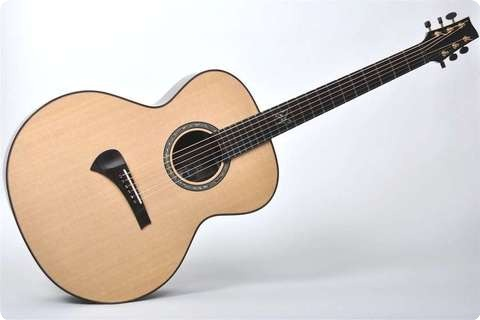 Sanden Guitars Vrb (made To Order) Natural