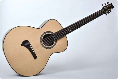 Sanden Guitars Srb (made To Order) Natural