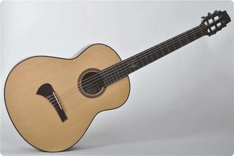 Sanden Guitars Nrb (made To Order) Natural