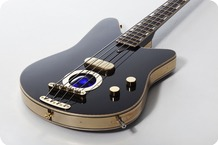 Versoul RAYA BASS 4 Black Sunburst Terracotta