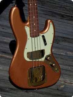 Fender Jazz Bass '60 Relic  2008 2 Tone Sunburst