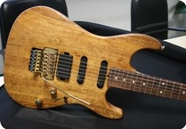 Suhr Reb Beach Signature Model Standard 2010 Natural Oil Finish