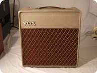 Vox AC15 1961 Tan