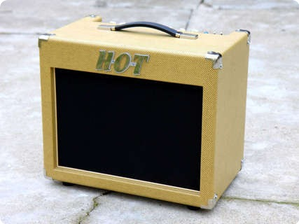 Hot Amps Brownie   Boutique Vintage Deluxe Combo   15w 2013 Tweed/customized