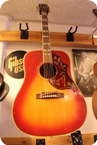 Gibson Hummingbird 1968 Sunburst