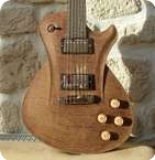 Frank Hartung Guitars Embrace Leather Boy 2011 Original Leather 