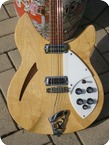Rickenbacker 33012 12 String 1967 Mapleglo Finish