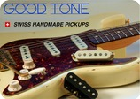 Good Tone Pickups S Style Single Coils