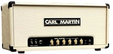 Carl Martin Custom Shop 200 Bass Head W. 4x10 Cab