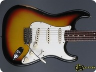 Fender Stratocaster 1965 3t Sunburst