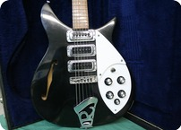 Rickenbacker 320 1981 Black