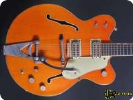 Gretsch 6120 Chet Atkins 1963 Orange