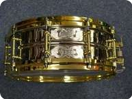 Ludwig Ludwig USA Limited Edition 1930 Standard Reissue Snaredrum 2011 Nickel Over Brass