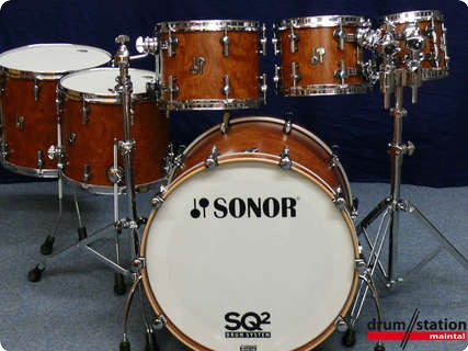 Sonor Sq2 2011 Bubinga