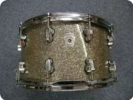 Ludwig USA Keystone Snaredrum 2011 New Pewter Glass Glitter
