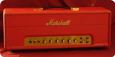 Marshall JMP PLEXI 1968 Red Tolex