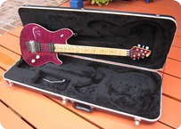 Ernie Ball Eddie Van Halens Prototype 1990 Purple