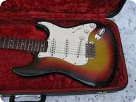 Fender Stratocaster 1966 Sunburst