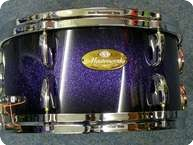 Pearl Masterworks Snaredrum 2011 Purple Craze