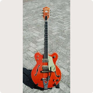 Gretsch 6120 Chet Atkins 1968 Red