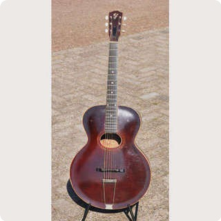 Gibson L 4 1918 Red Mahgany Sunburst