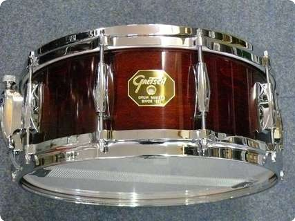 Gretsch Gretsch Usa Custom Snaredrum 2011 Walnut High Gloss (nitro)