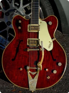 Gretsch Country Gent  1963 Walnut Finish
