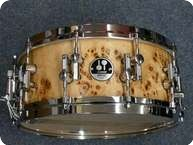 Sonor Sonor Artist Cotton Wood Snaredrum 2011 Cotton Wood Semi Gloss