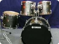 Yamaha Yamaha Maple Custom Absolute Nouveau Shellset 2011 Black Sparkle High Gloss