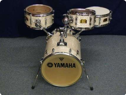 Yamaha Yamaha Hip Gig Rick Marotta 2011 White Marine Pearl (folie)