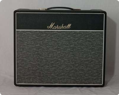 Marshall Bluesbreaker Combo 1967 Black