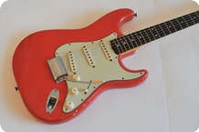 Fender Stratocaster 1961 Fiesta Red