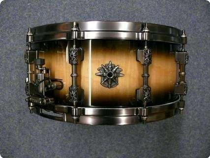 Tama Tama Warlord  2011 Nordic Wood Over Quilted Maple (high Gloss)