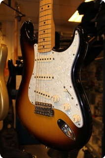 Fender Custom Shop 56 Stratocaster Nos 2000 Sunburst
