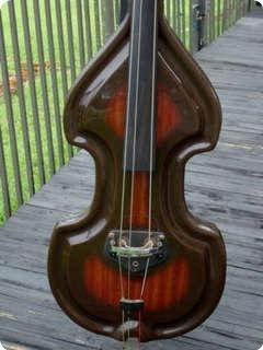 Ampeg Baby Bass 1965 Sunburst