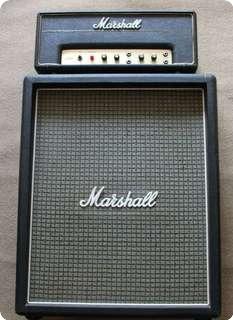 Marshall Lead & Bass 20 1973 Black